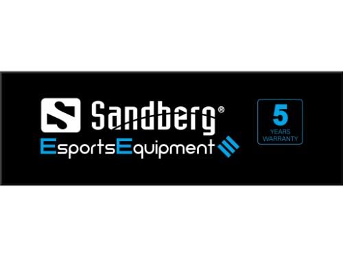 Sandberg Header for Alu Slatwall Esport