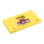 Post-It Super Sticky 76x127mm Daffodil Yellow PK12