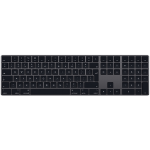 Apple Magic keyboard Bluetooth QWERTY English Grey