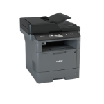 Brother MFC-L5750DW 1200 x 1200DPI Laser A4 40ppm Wi-Fi Black,Graphite multifunctional