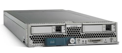 Cisco UCS B200 M3 Intel C600 LGA 2011 (Socket R) Grey
