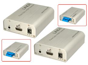 Lindy Fibre Optic HDMI Extender HDMI/SC Fibre Optic Cable HDMI/SC Fibre Optic Cable cable interface/gender adapter