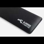 Glorious PC Gaming Race GSW-100 wrist rest Foam, Rubber Black