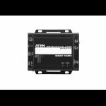 Aten VE1812 AV extender AV transmitter & receiver Black