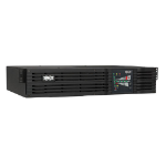 Tripp Lite SmartOnline, 1kVA Double-conversion (Online) 1000VA Rackmount/Tower Black