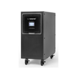 Salicru SLC-8000-TWIN PRO2 Double-conversion (Online) 8000VA 2AC outlet(s) Tower Black uninterruptible power supply (UPS)