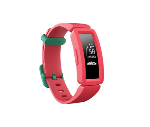 Fitbit Ace 2 Wristband activity tracker Green,Red OLED