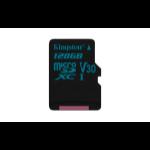 Kingston Technology Canvas Go! memory card 128 GB MicroSDXC Class 10 UHS-I