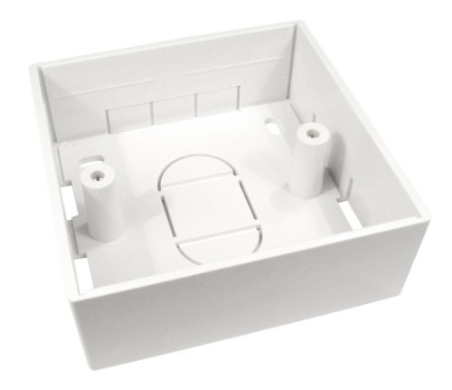 Cables Direct UT-722A White outlet box