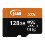 Team Group TUSDX128GUHS03 memory card 128 GB MicroSDXC Class 10 UHS-I
