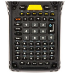 Zebra ST5010 mobile device keyboard Alphanumeric English Black