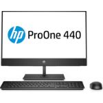 "HP ProOne 440 G4 60.5 cm (23.8"") 1920 x 1080 pixels 9th gen Intel® Core™ i5 8 GB DDR4-SDRAM 1000 GB HDD Black All-in-One PC Windows 10 Pro"