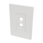 Tripp Lite N080-102 wall plate/switch cover White