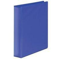 White Box WB PRES 4O RINGBINDER BLUE 16MM