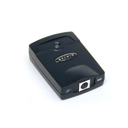 Belkin Keyboard/Mouse Extender KVM switch Black