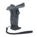Honeywell MX8 Supply Chain, MX8 PADDED HANDLE WITH RUBBER OVERMOLD AND TWO FINGER TRIGGER, INCLUDES WRIST STRA