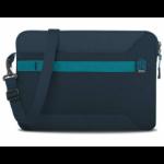 "STM Blazer notebook case 38.1 cm (15"") Sleeve case Navy STM-114-191P-02"