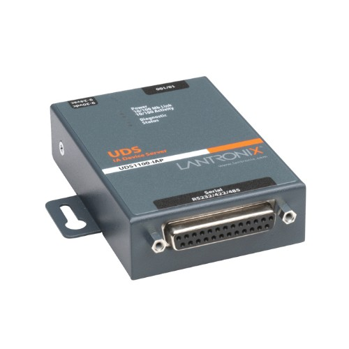 Lantronix UDS1100-IAP serial server RS-232/422/485