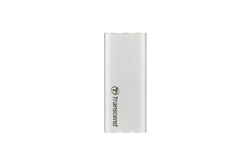 Transcend CM42 SSD enclosure Silver