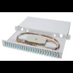 Digitus Fiber Optic Splice Box, Equipped, SC, OM3