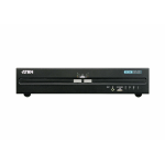 Aten CS1142DP KVM switch Black