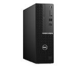 DELL OptiPlex 7080 i7-10700 SFF 10th gen Intel® Core™ i7 16 GB DDR4-SDRAM 512 GB SSD Windows 10 Pro PC Black