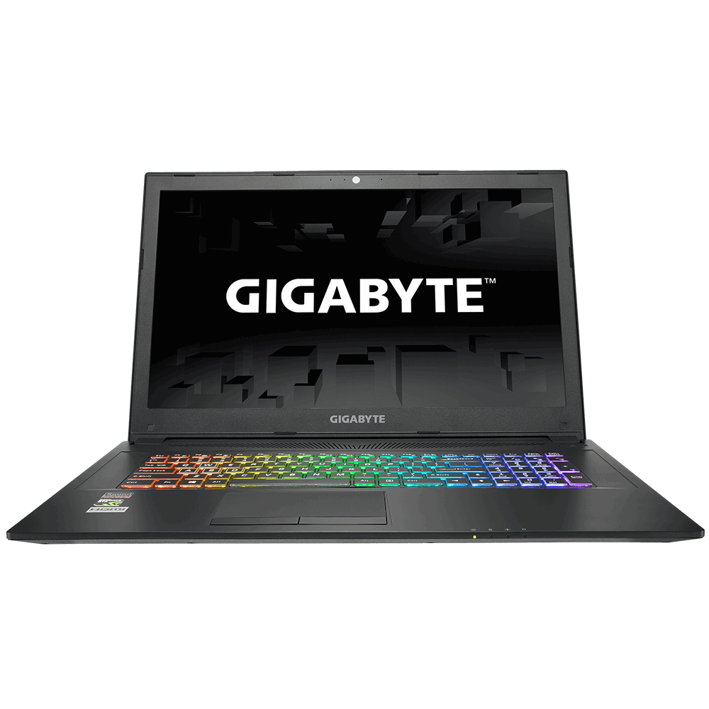 Gigabyte Sabre 17W v8-CF1 Black Notebook 43.9 cm (17.3