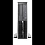 HP Compaq Elite 8100 SFF Black PC