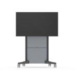 SMS Smart Media Solutions Presence Mobile 1650 Portable flat panel floor stand Aluminium,Anthracite