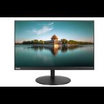 "Lenovo ThinkVision P24q LED display 60,5 cm (23.8"") Quad HD Plana Mate Negro"