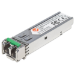 Intellinet Transceiver Module Optical, Gigabit Fiber SFP, 1000Base-Lx (LC) Single-Mode Port, 80km, MSA Compliant, Equivalent to Cisco GLC-ZX-SMD, Fibre, Three Year Warranty