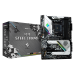 Asrock X570 Steel Legend motherboard Socket AM4 ATX AMD X570