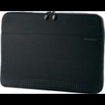 Samsonite 43322-1041 Sleeve case Black notebook case
