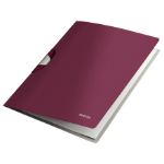 Leitz 41650028 folder A4 Polypropylene (PP) Bordeaux