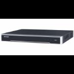 Hikvision Digital Technology DS-7616NI-Q2/16P-8TB network video recorder 1U Black
