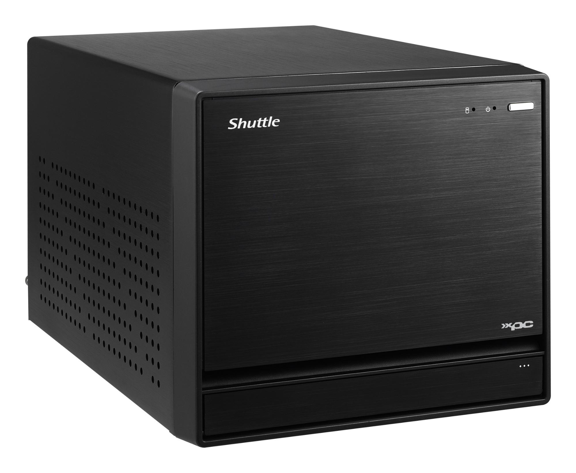Shuttle XPC cube SZ270R8 Intel Z270 LGA 1151 (Socket H4) Cube Black PC/workstation barebone