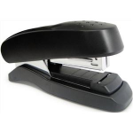 Rapesco Flat Clinch Black stapler