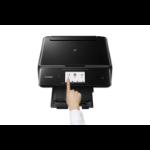 Canon PIXMA TS8050 9600 x 2400DPI Inkjet A4 Wi-Fi Black multifunctional