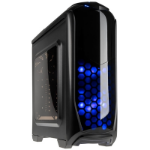 Kolink Aviator Midi Tower Gaming Case - Gunmetal