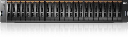 IBM V3700 disk array Rack (2U)