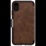 OtterBox Strada mobile phone case 16,5 cm (6.5 Zoll) Folio Espresso