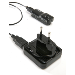 Veho VAA-005 power adapter/inverter Black