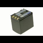 2-Power Camcorder Battery 7.4v 2400mAh