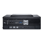 DELL OptiPlex Micro DVD+-RW Enclosure MNT-ODD-MFF-D9
