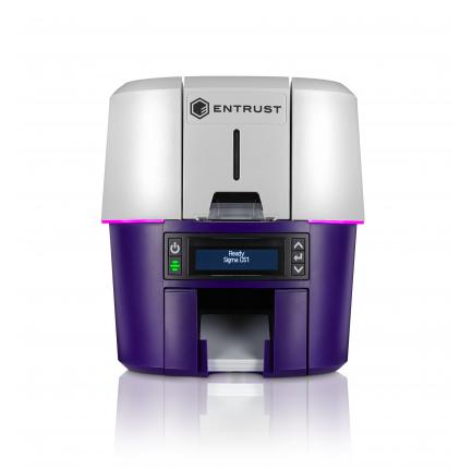 DataCard DS2 plastic card printer Dye-sublimation/Thermal transfer Colour 300 x 300 DPI