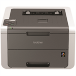 Brother HL-3140CW A4 Colour Laser Printer, 18ppm mono / colour, 2,400 x 600dpi print resolution, 64MB Memory, 1 Year Warranty