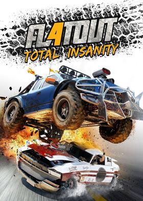 Nexway FlatOut 4: Total Insanity vídeo juego PC Básico Español