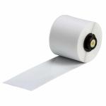 Brady 142271 printer label White