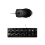 Port Designs 900900-UK keyboard USB QWERTY UK English Black