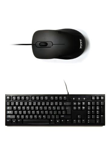Port Designs 900900-UK keyboard USB QWERTY UK English Black